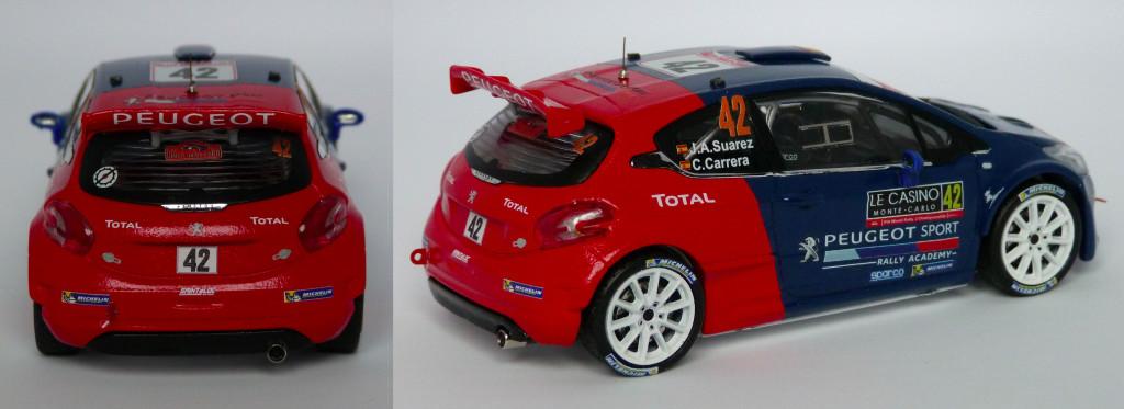 Peugeot 208 T16 MC 2016 Suarez AR