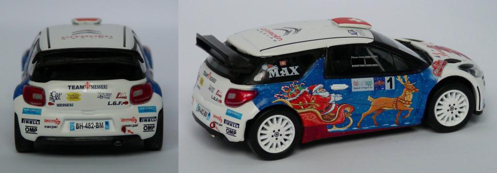 DS3 WRC Max Master show 2014 AR