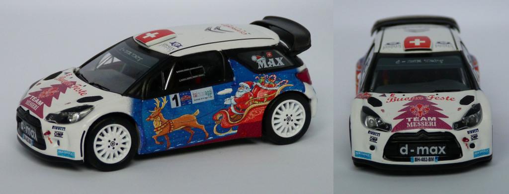 DS3 WRC Max Master show 2014 AV