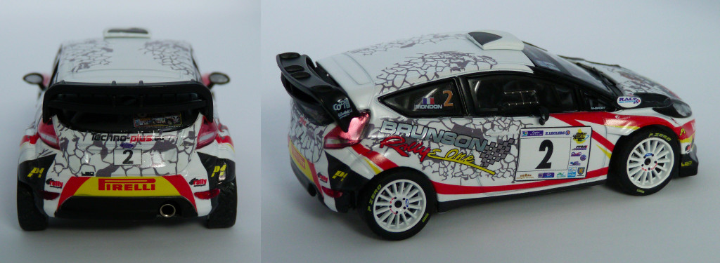 Fiesta WRC Brunson Coeur de France 2015 AR