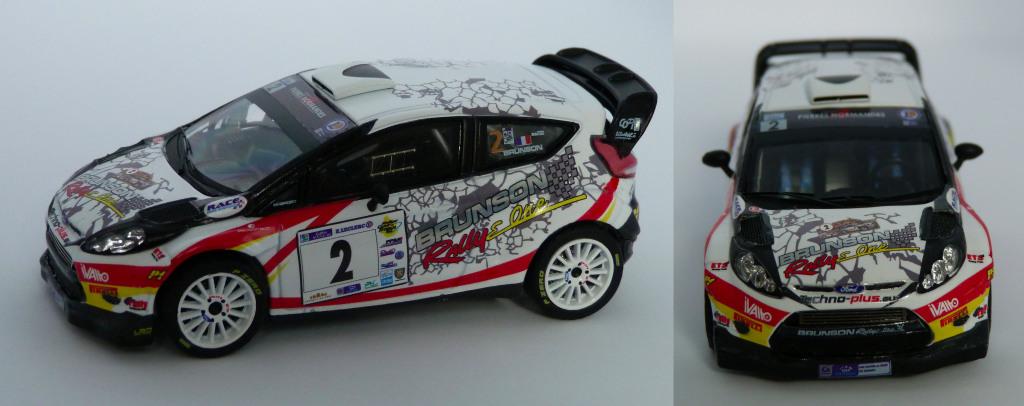 Fiesta WRC Brunson Coeur de France 2015 AV