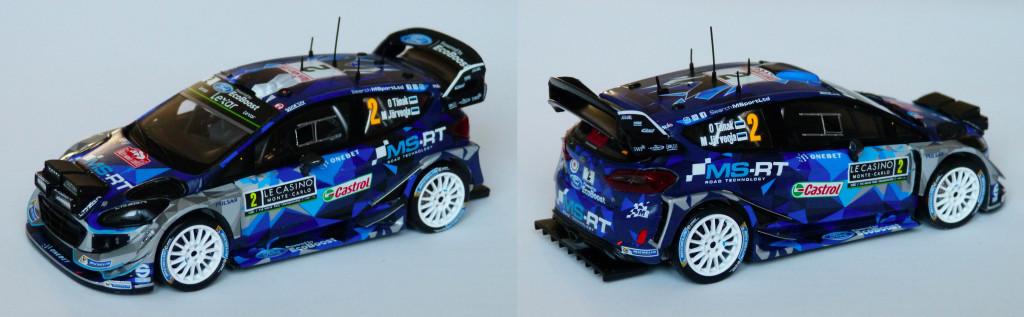 Fiesta WRC Monte Carlo 2017 Tanak