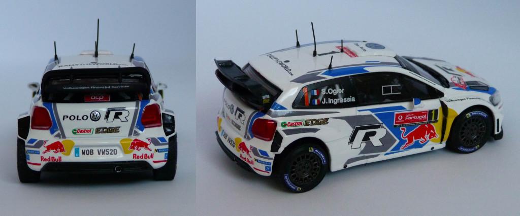 Polo R WRC Ogier Portugal 2014 AR