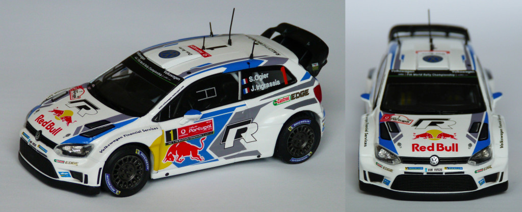 Polo R WRC Ogier Portugal 2014 AV