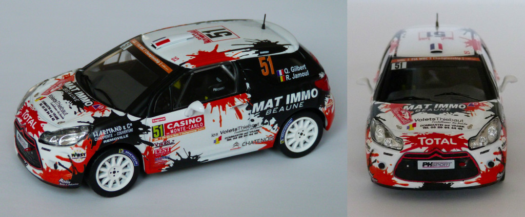 Citroen DS3 R3 MC 2014 Gilbert AV
