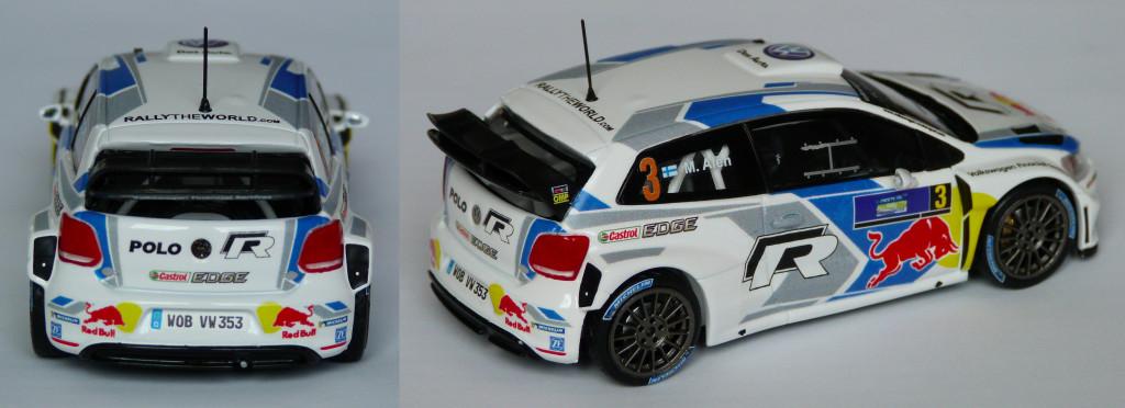 Polo R WRC Show Alen AR