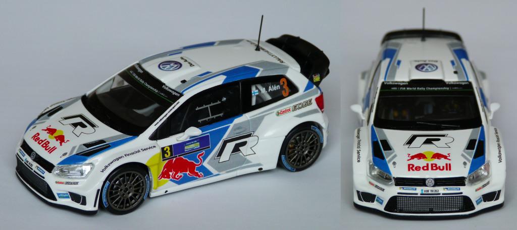 Polo R WRC Show Alen AV