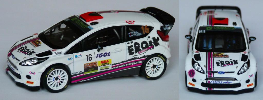 Fiesta RS WRC Lyon Charbo 2014 Thoral AV
