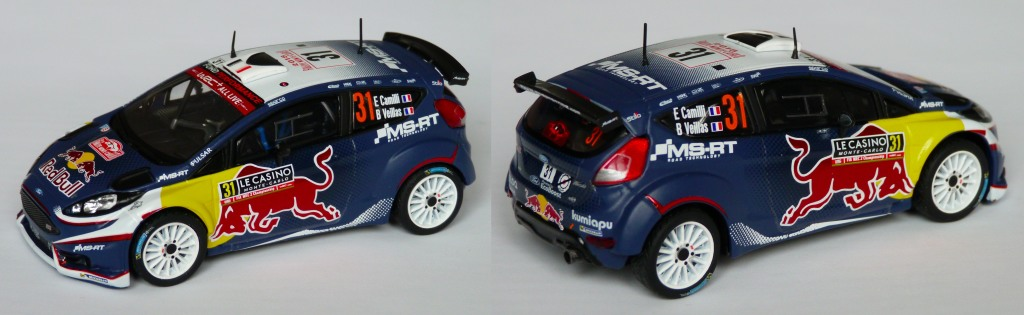 Ford Fiesta R5 MC 2018 Camili