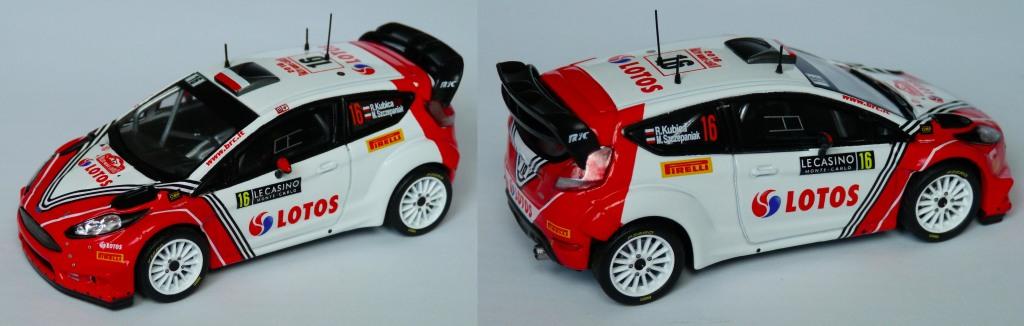 Fiesta WRC Kubica MC 2016