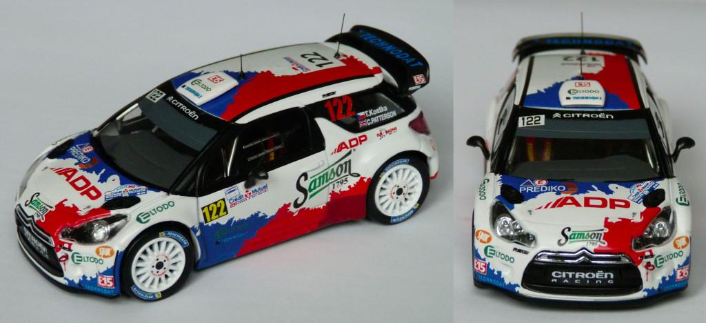 DS3 WRC Kostka France 2013 AV