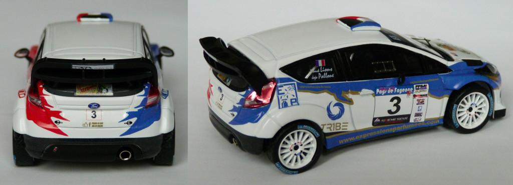 Fiesta WRC Fayence 2016 Lions AR