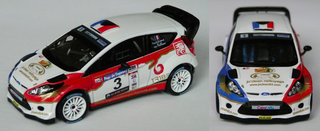 Fiesta WRC Fayence 2016 Lions AV