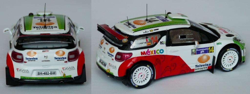 DS3 WRC Mexique 2013 Guerra AR