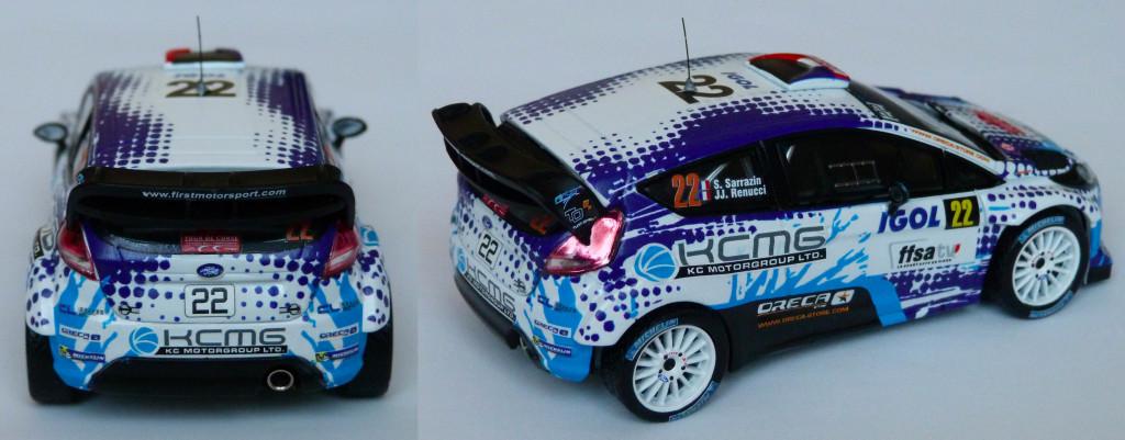 Fiesta WRC Tour Corse 2015 Sarrazin AR