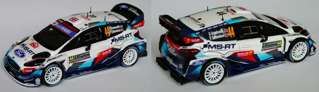 Fiesta WRC MC 2020 Greensmith