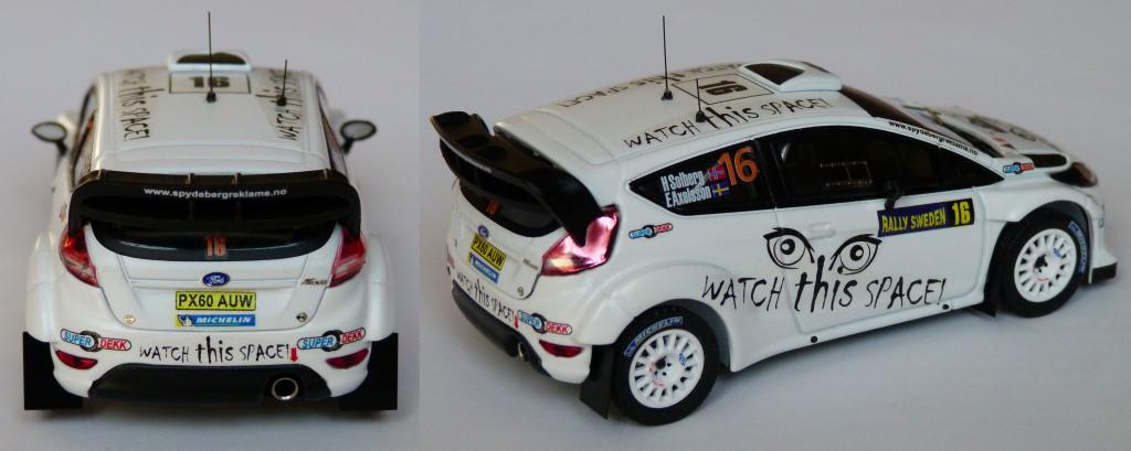 Fiesta WRC Suede 2013 Solberg AR