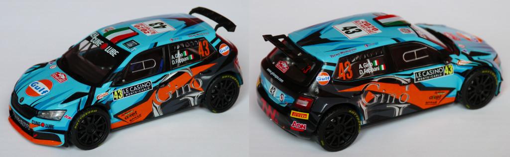 Fabia R5 Evo MC 2020 Gino
